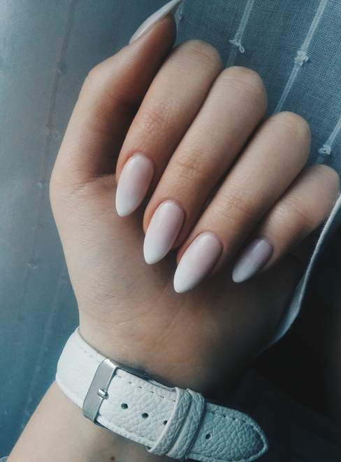 Your Nails Need Much More Colors In Spring Fashion Hairstyles Round Nails Gel Nails French Nails