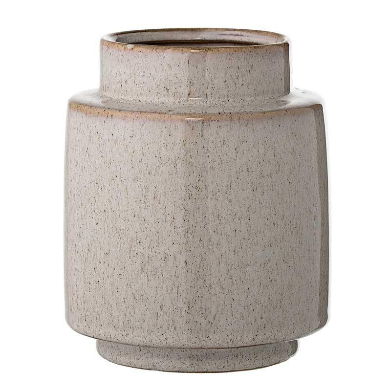 Wunderbar Vase Aus Steingut In Grau Produktinformationen Und Artikeldetails Diese  Tolle, Graue Vase Von Bloomingville Heißt