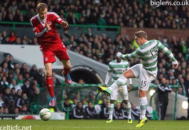 Celtic v Aberdeen Celtic, Glasgow, Aberdeen