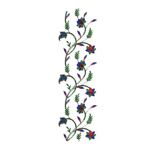 machine embroidery designs | MACHINE EMBROIDERY > NEW MACHINE EMBROIDERY DESIGNS > Flora Machine ...
