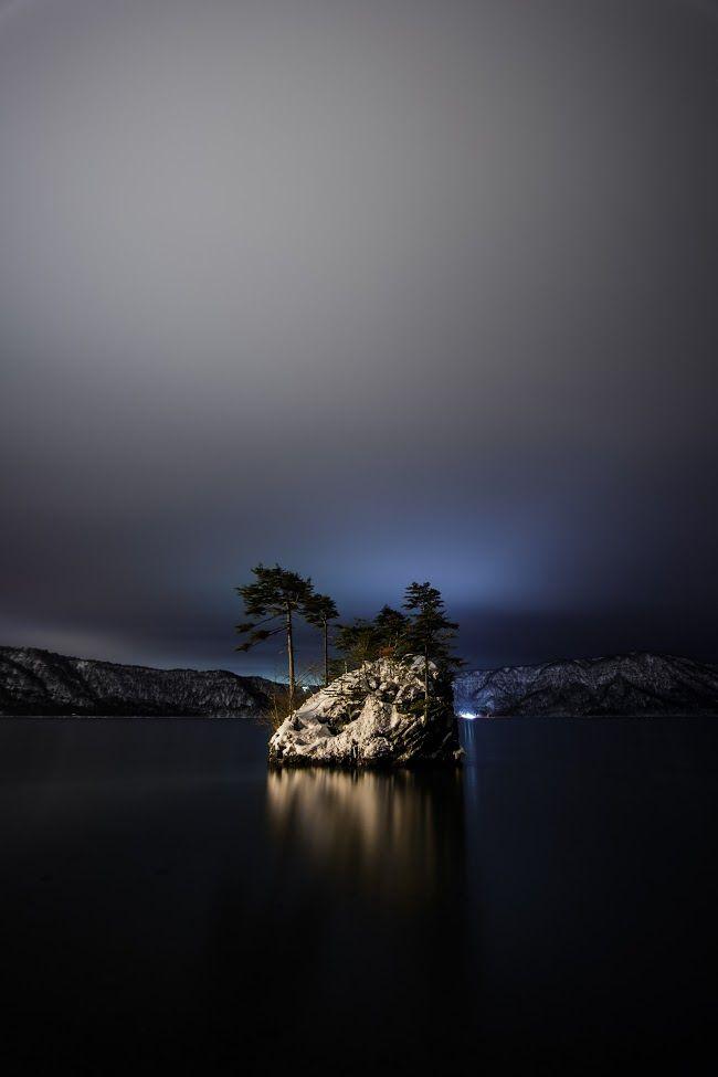 Towada Lake in #Japan by Keiichi Toyoda