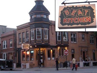 The Beat Kitchen - Chicago, IL | Music Venues I\'ve Been To ...