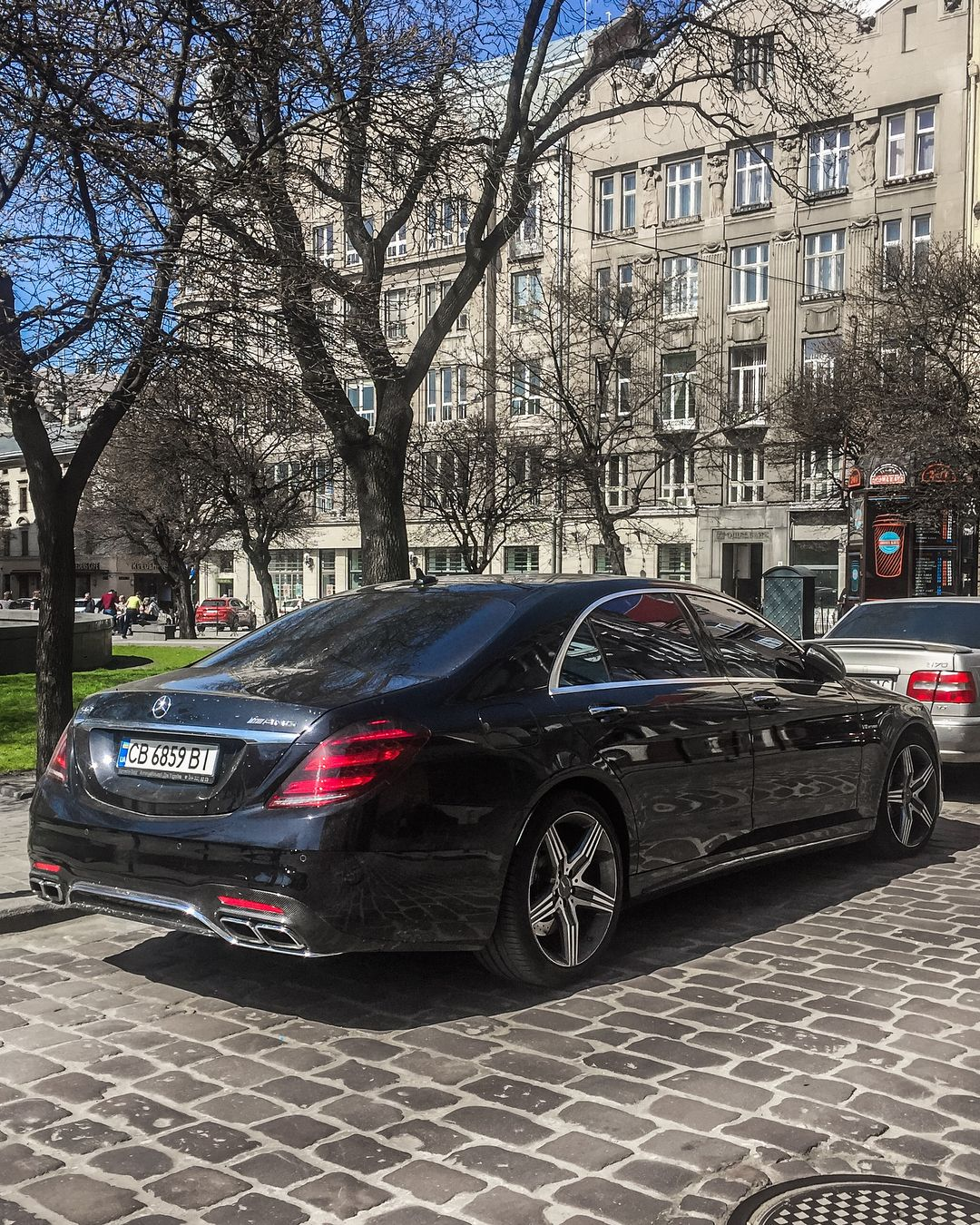 2018 Mercedes Amg S63 4matic Designo Diamand White Bright: 2018 Mercedes Benz S63 AMG (W222)