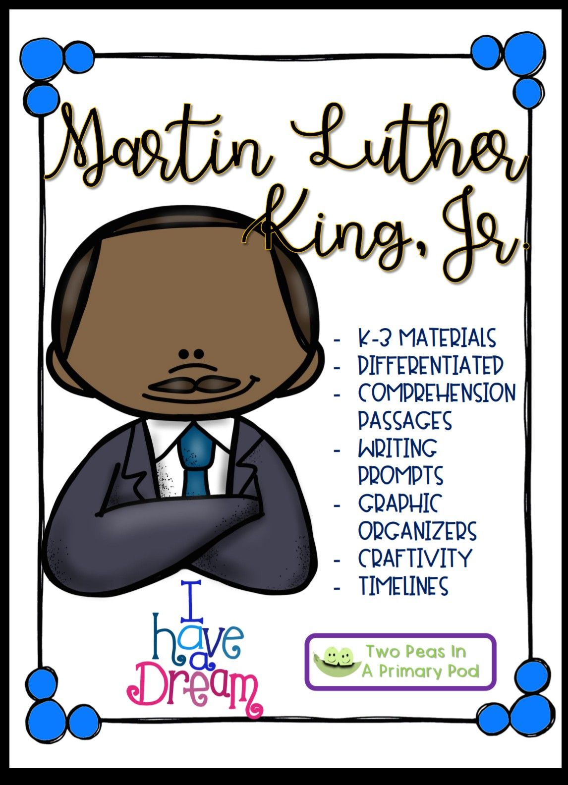 Martin Luther King Jr Comprehension Questions And