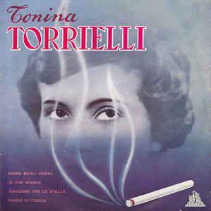 Tonina Torrielli - Fumo Negli Occhi (Vinyl) at Discogs