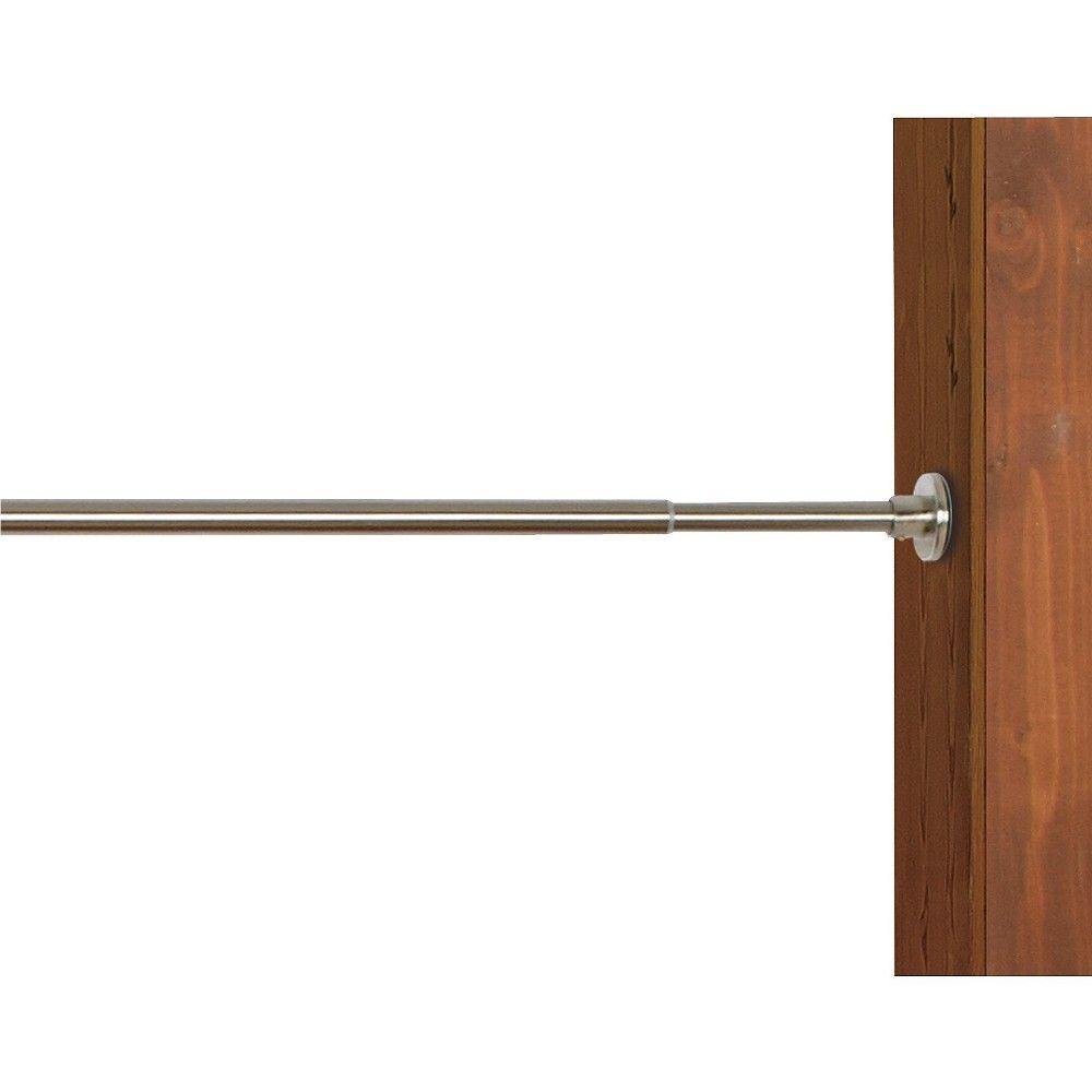 Versailles Indoor Outdoor Stainless Steel Duo Tension Rod