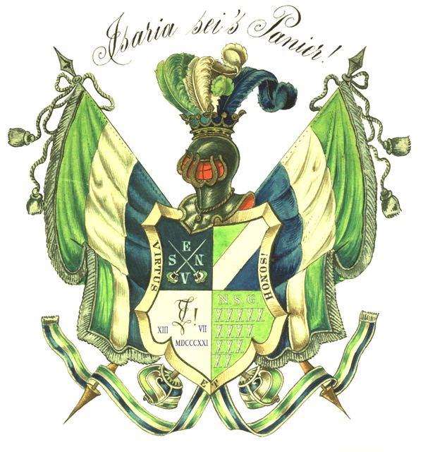 Wappen Corps Isaria Corps Isaria Wikipedia Wappen Munchen