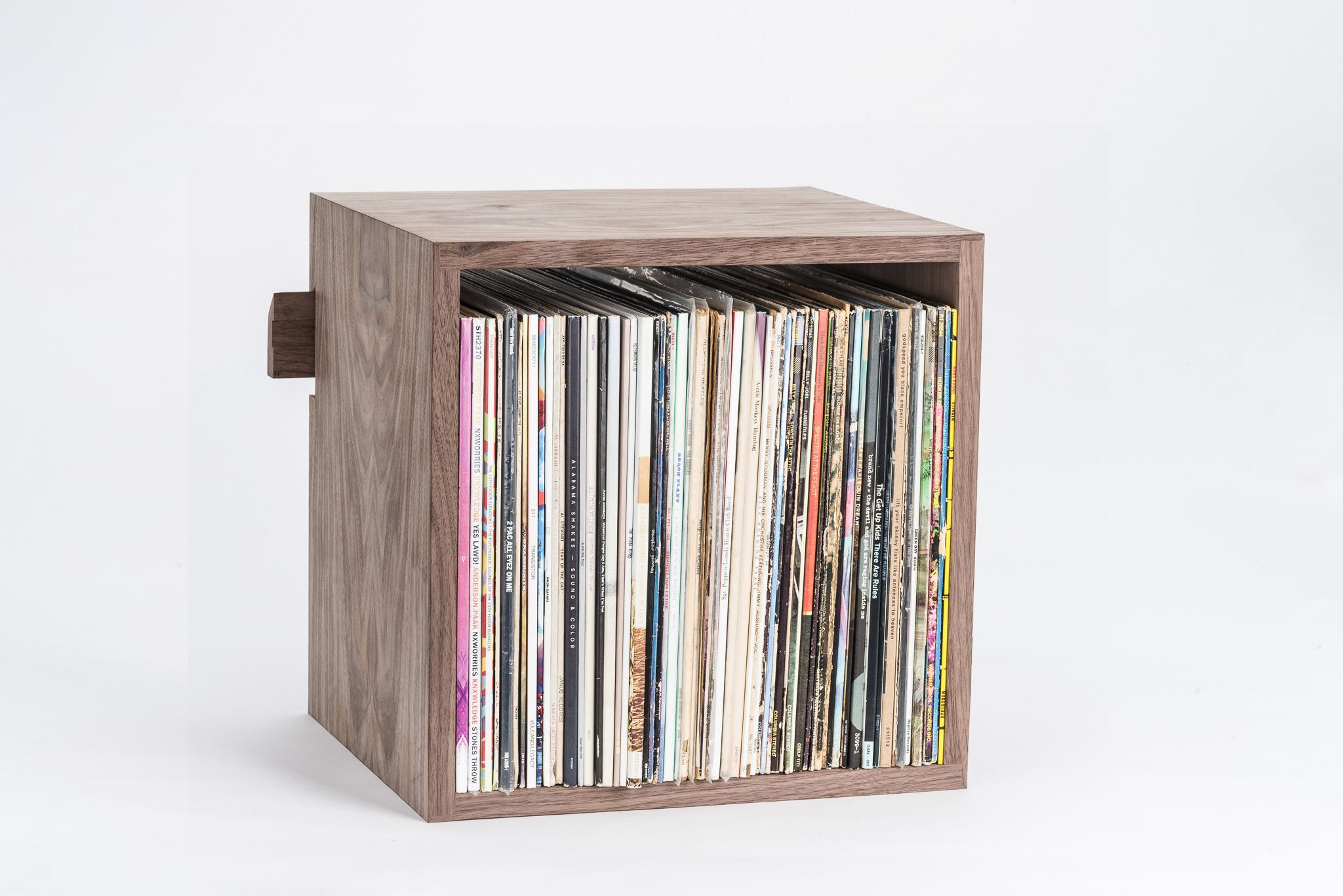 Pin On Wall Record Display And Storage
