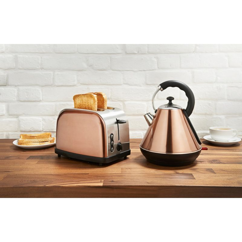 Attirant Copper Breakfast Set   Boasting A Sleek And Stylish Copper Design, This  Kettle And Toaster Set Is A Must Have For The Modern Kitchen   Kitchen  Appliances