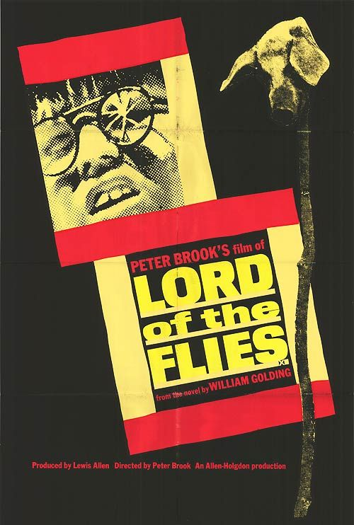 Lord of the Flies (1963) william #golding #piggy