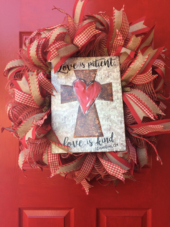 Valentines wreath rustic valentines wreath heart wreath front valentines wreath rustic valentines wreath heart wreath front door wreath christian wreath rubansaba