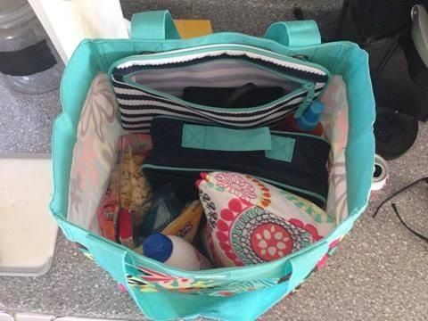 Charmant What To Put Inside Of My Essential Storage Tote? And Look The Pocket A Tote  Right There With It!