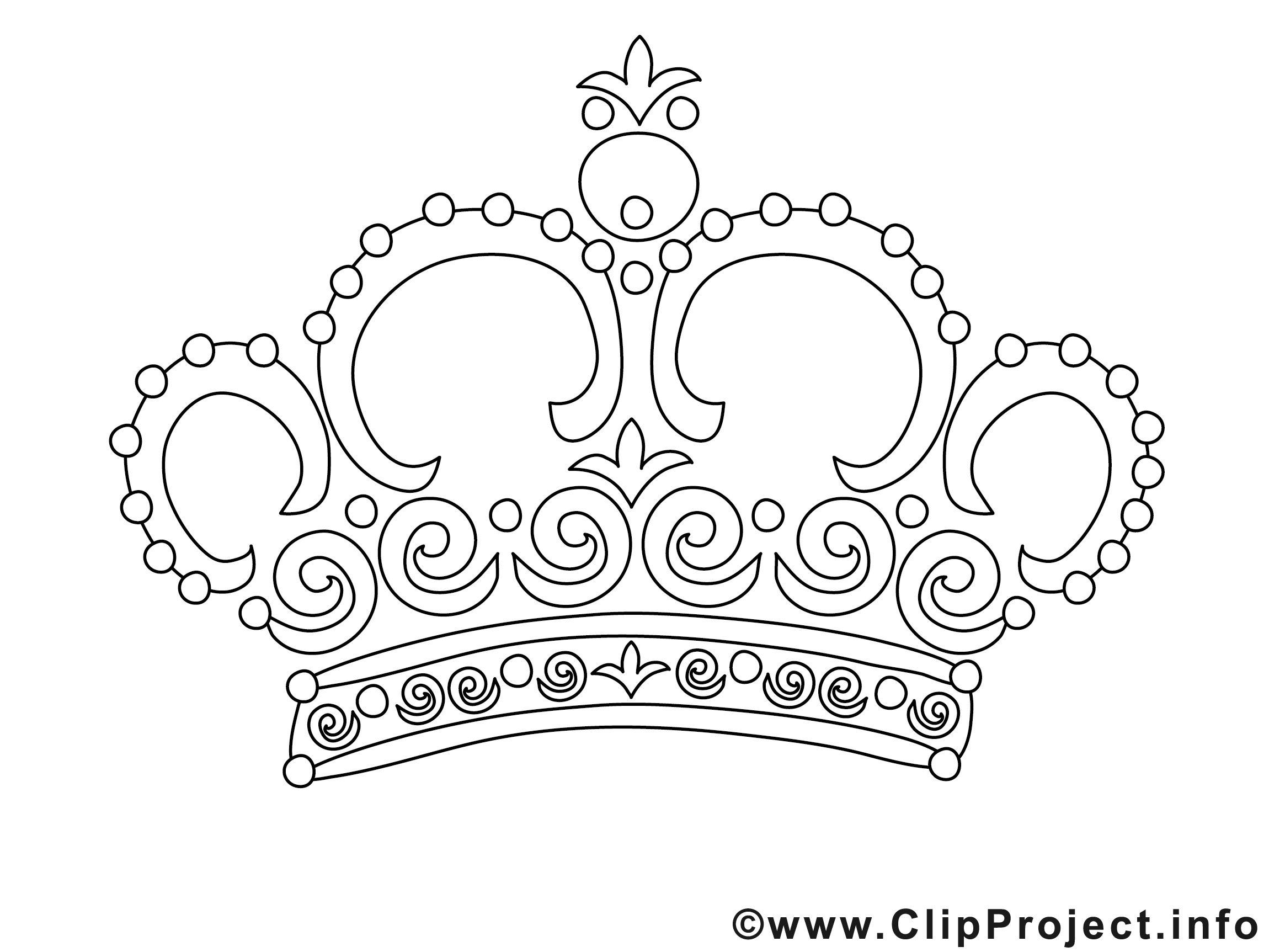 Königin Malvorlage