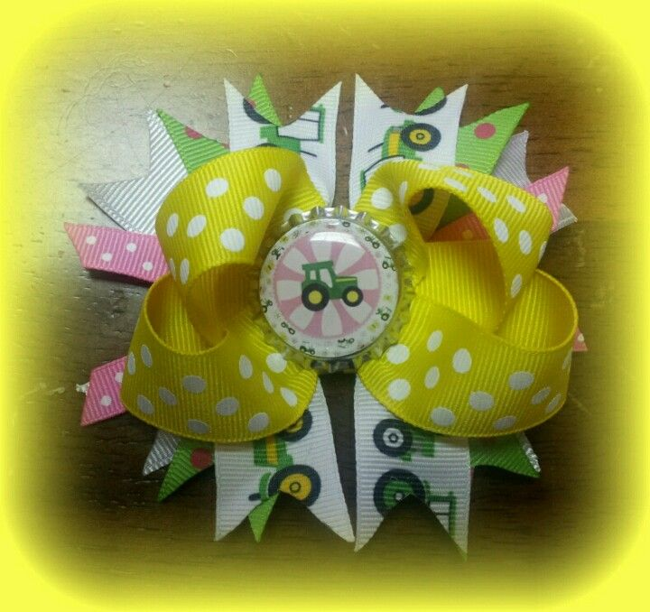 Hair Bows & More by Hope on Facebook