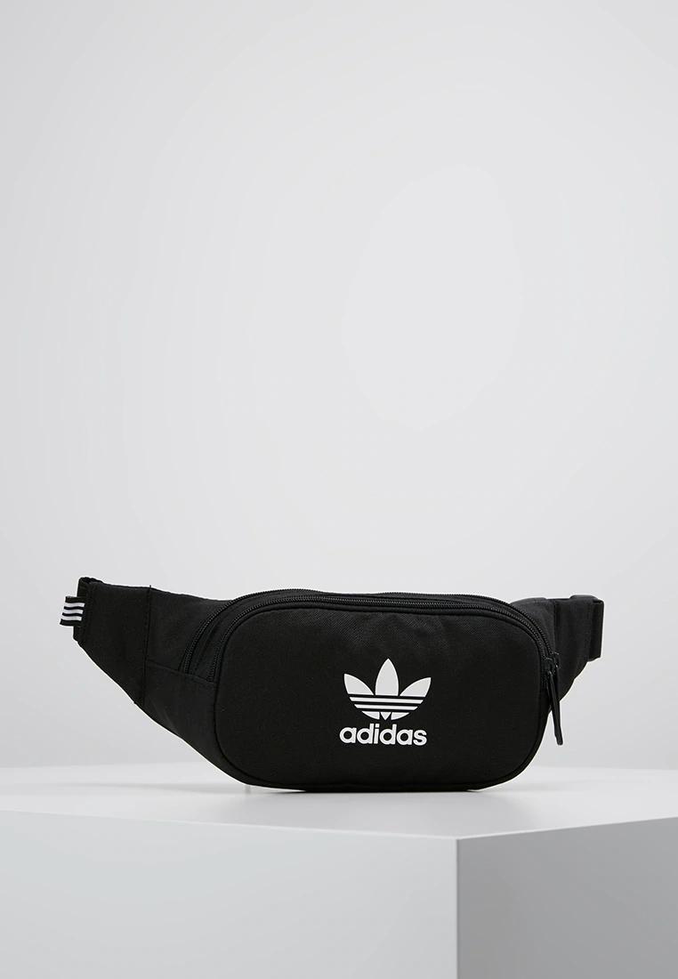 adidas Originals ESSENTIAL UNISEX - Gürteltasche - black/schwarz ...