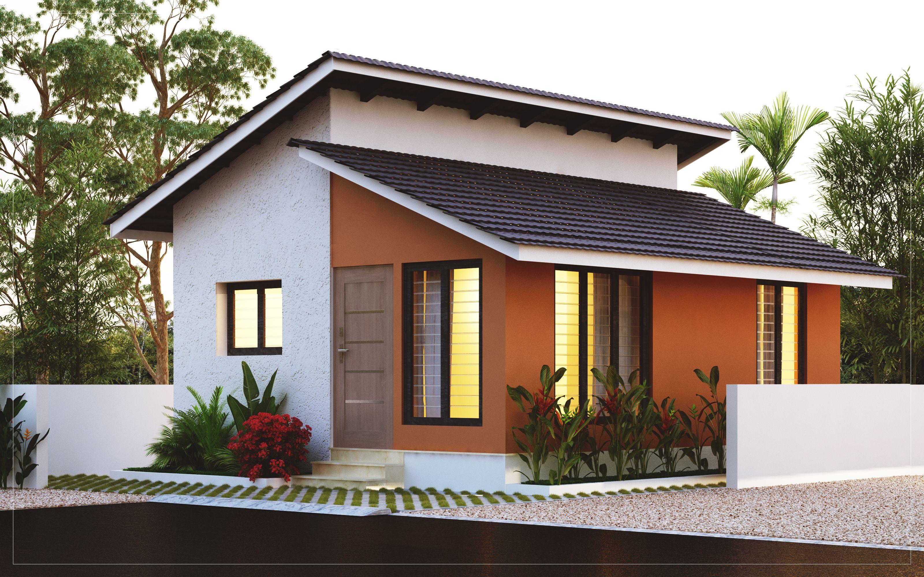 Pin by Kerala Home Designs on Home Designs | Kerala house ...
