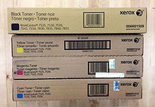 Xerox Genuine 006r01509 006r01510 006r01511 006r01512 Cmyk