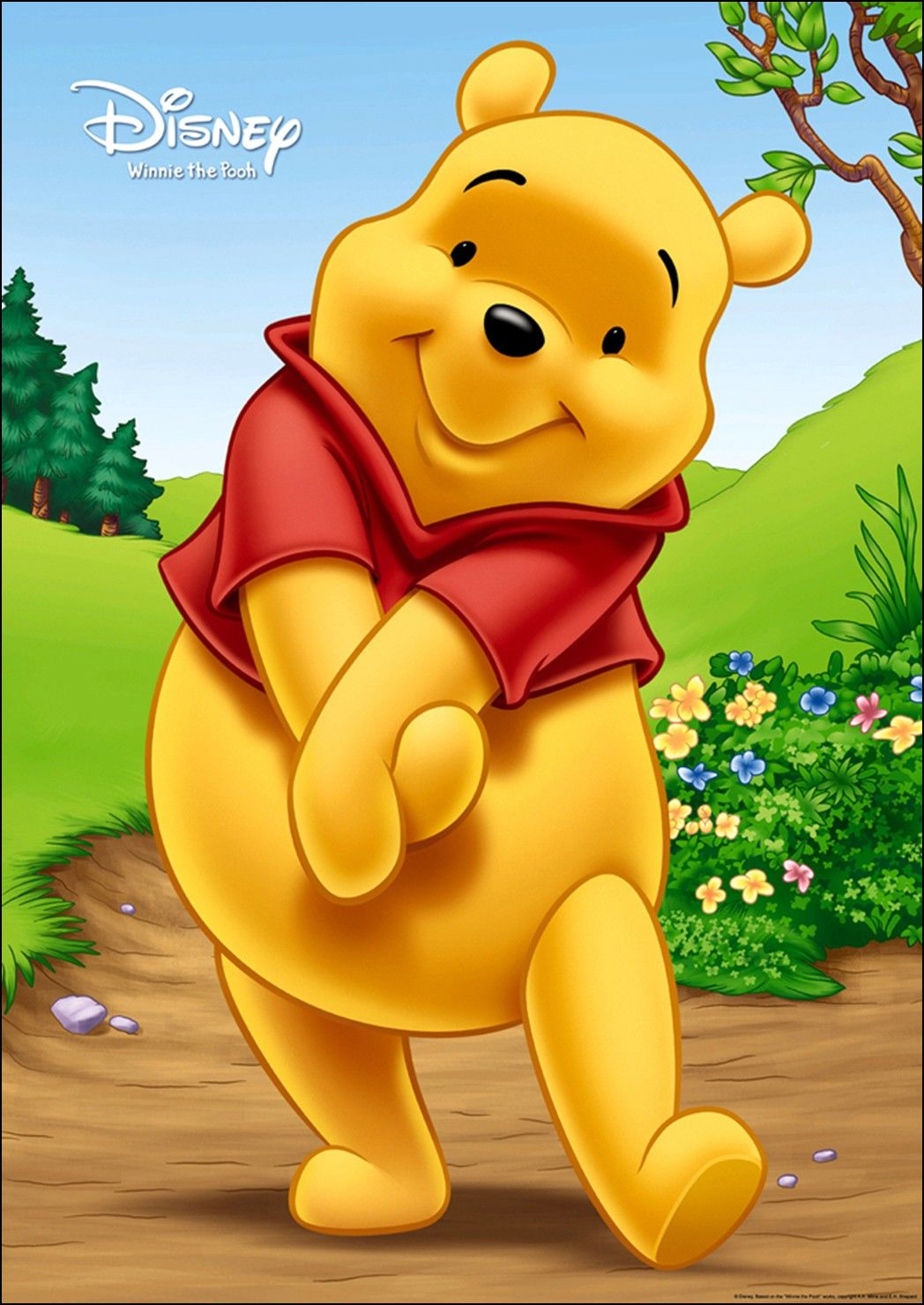 Wallpapers Of Winnie The Pooh Gallery 88 Plus Pic Wpw308639