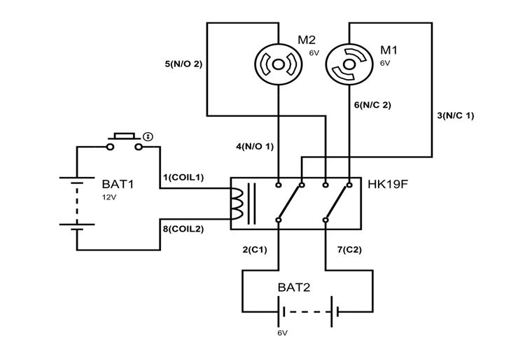 [DIAGRAM] Reverse Polarity Relay Wiring Diagram FULL