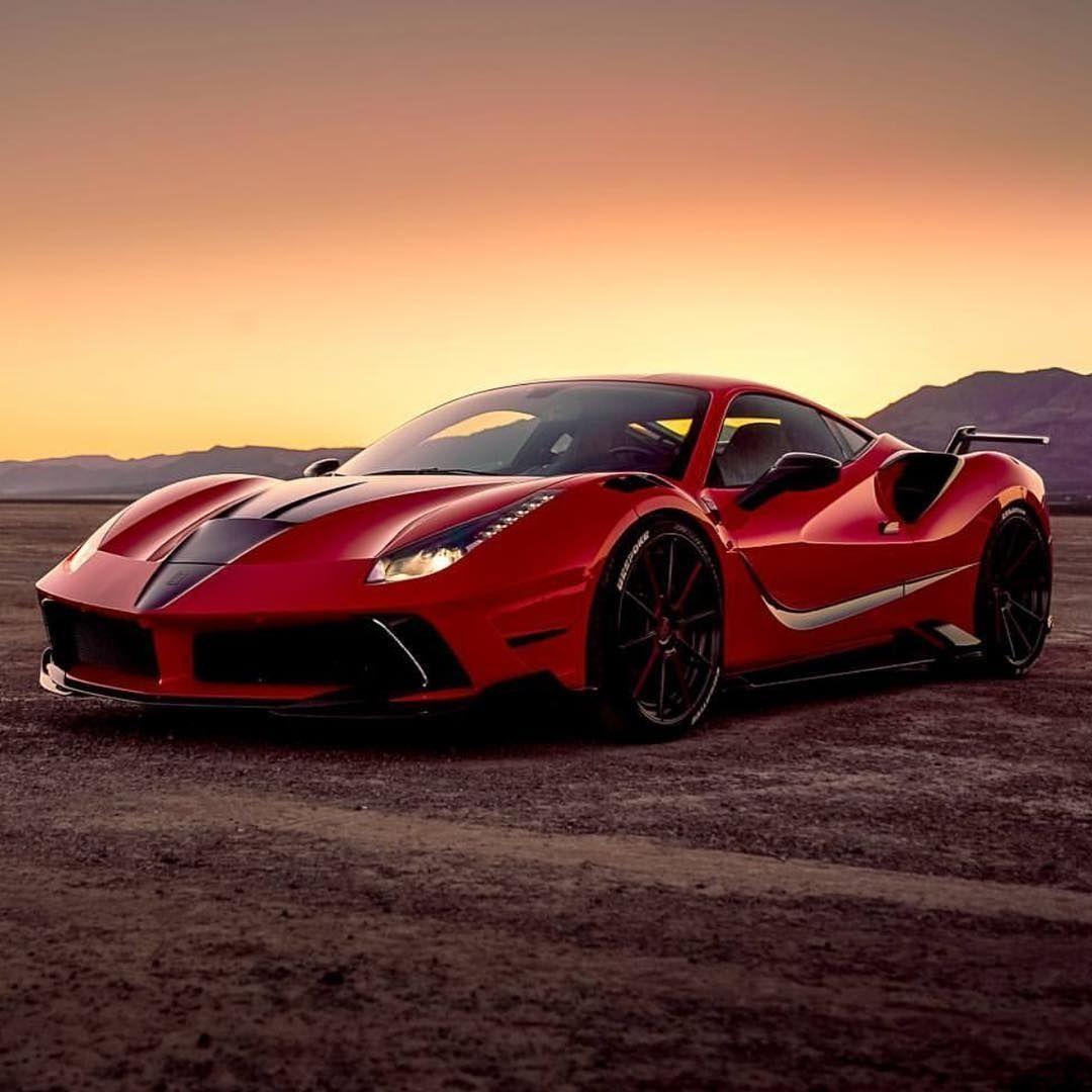 Auto Ferrari: Sick 488 Ferrari ‼️ Who Wants This? Follow 👉 @sport_cars