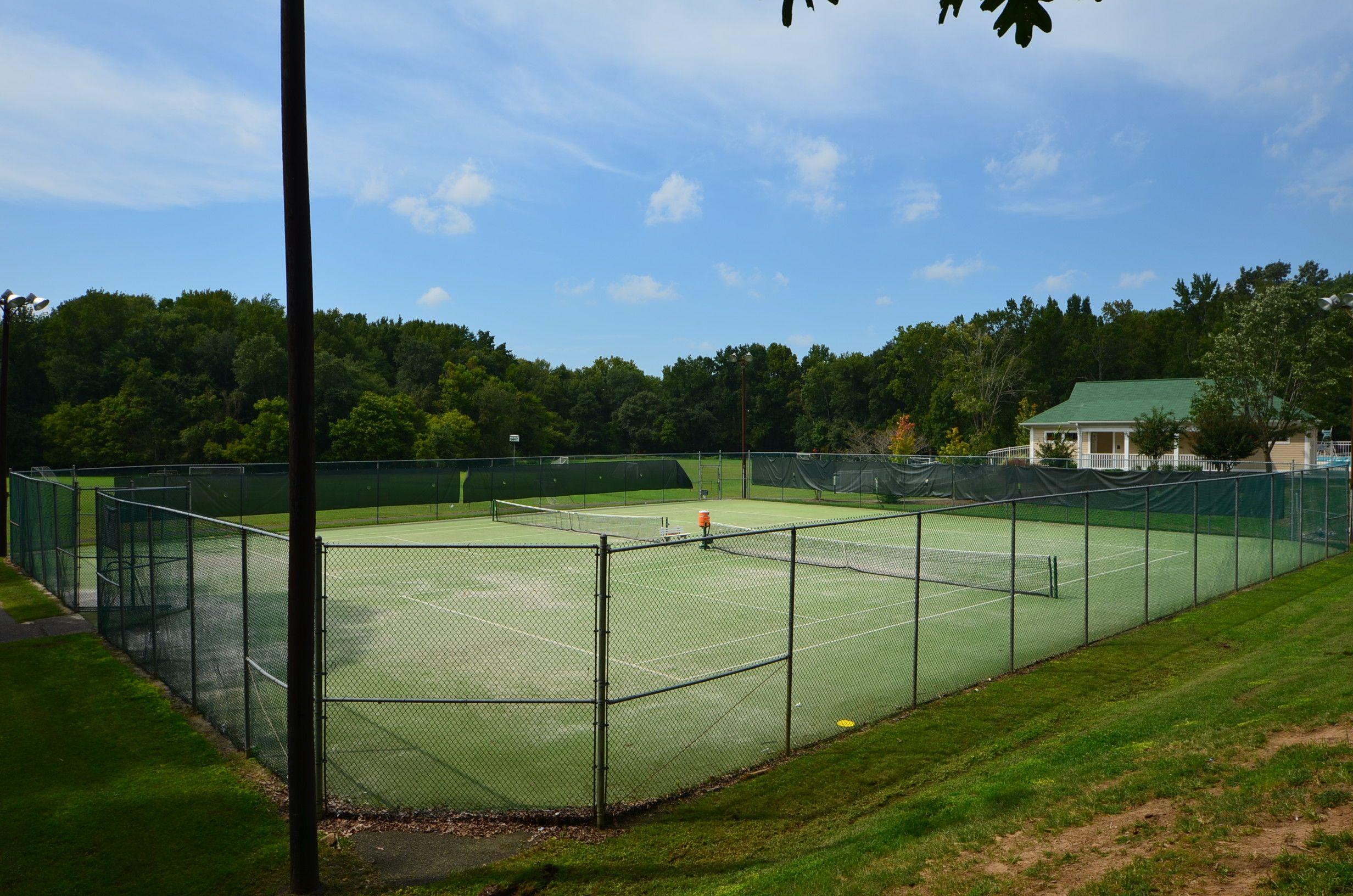 Woodcroft Tennis Courts Tennis Court The Neighbourhood Meander