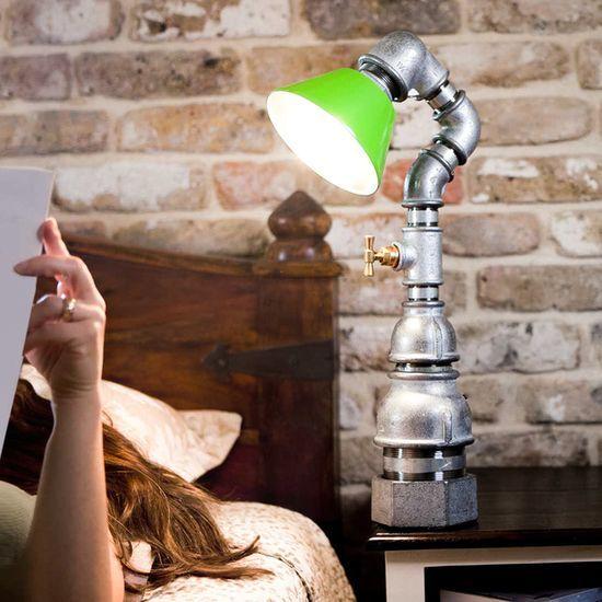 Cool Industrial Lamp