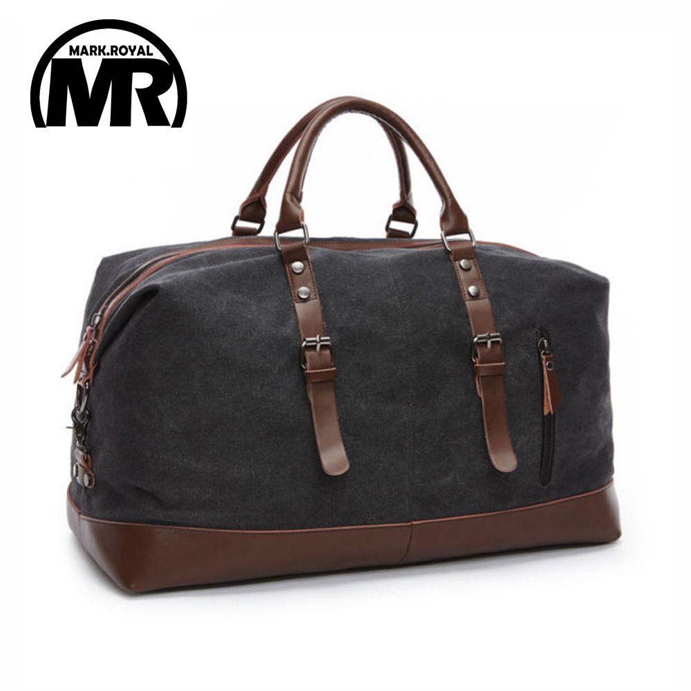 ... VersatileTravel Bag  Travel Duffle.  https   buy18eshop.com markroyal-canvas-leather-men- 8da085ca017d2