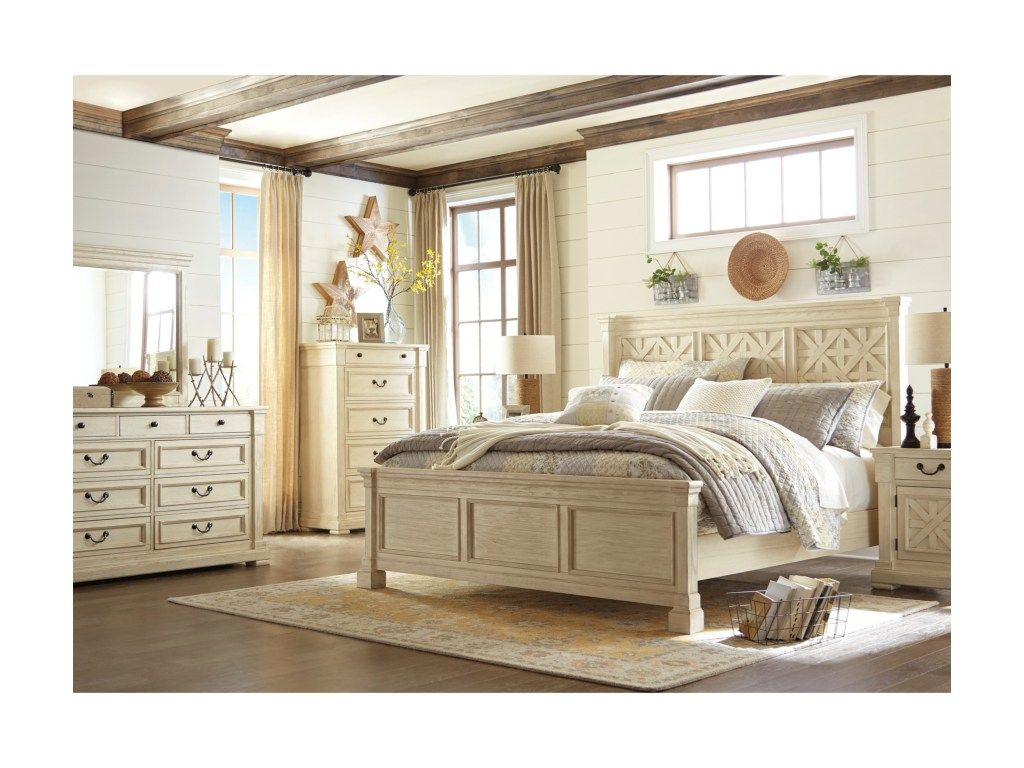 Best Benchcraft Bolanburg King Bedroom Group Virginia 400 x 300