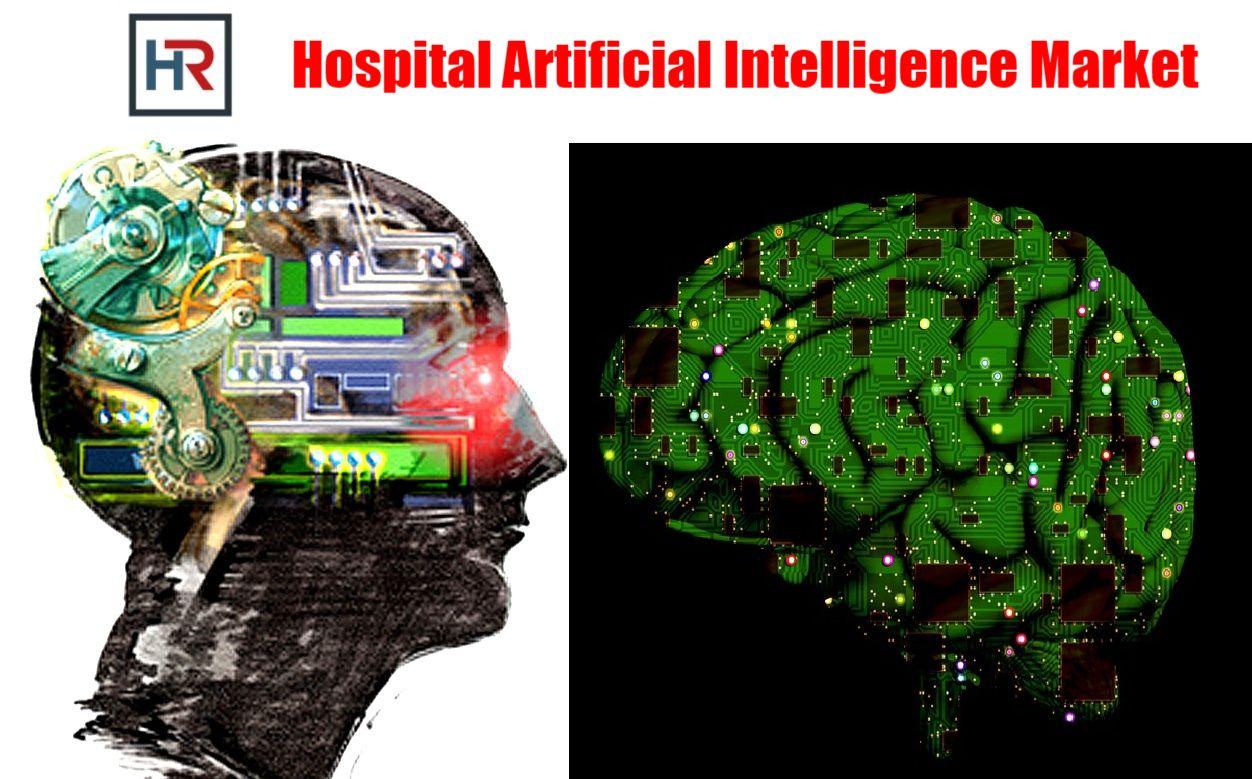 Hospital ArtificialIntelligence market shipments at 19