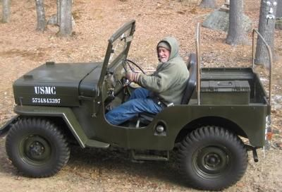 How I Did And Didn T Make Corporalusing Colonel S Willys M38 Old Jeep Willys Military Jeep