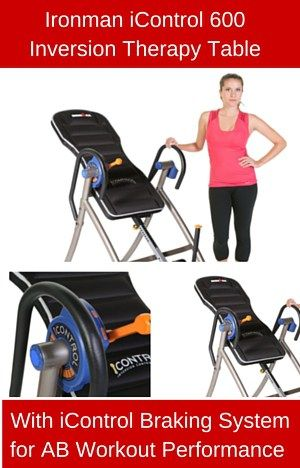 Cool Learn About Ironman Icontrol 600 Inversion Table With Download Free Architecture Designs Osuribritishbridgeorg