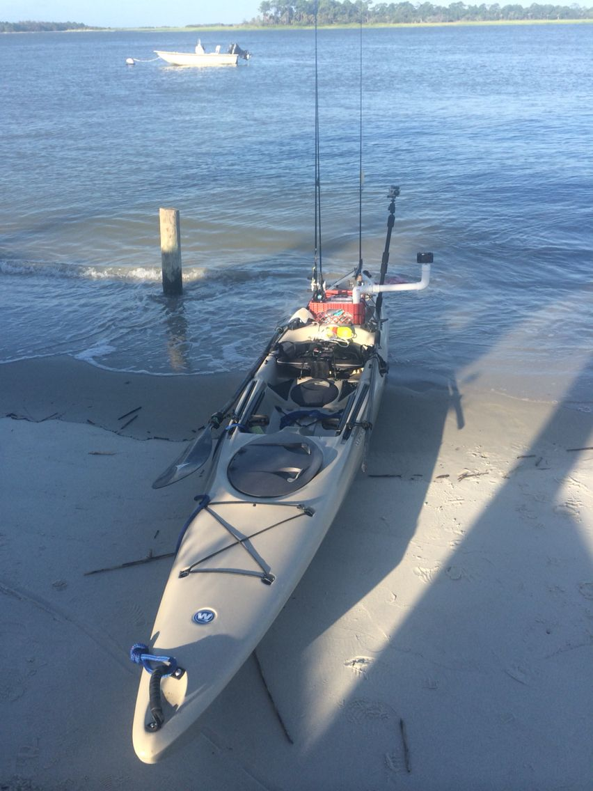 My Wilderness Systems Tarpon 160  | Kayak | Kayak fishing