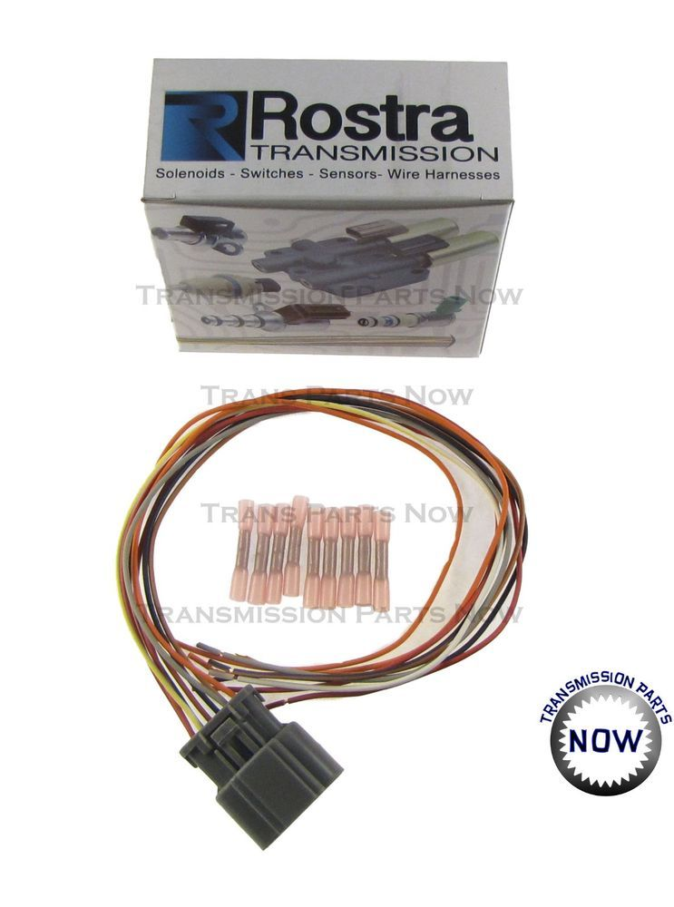 ford e4od 4r100 solenoid connector repair wiring harness 95 up 350 rh pinterest com 94 Ford Mustang Headlight Plug Melted 94 Ford Mustang Headlight Plug Melted