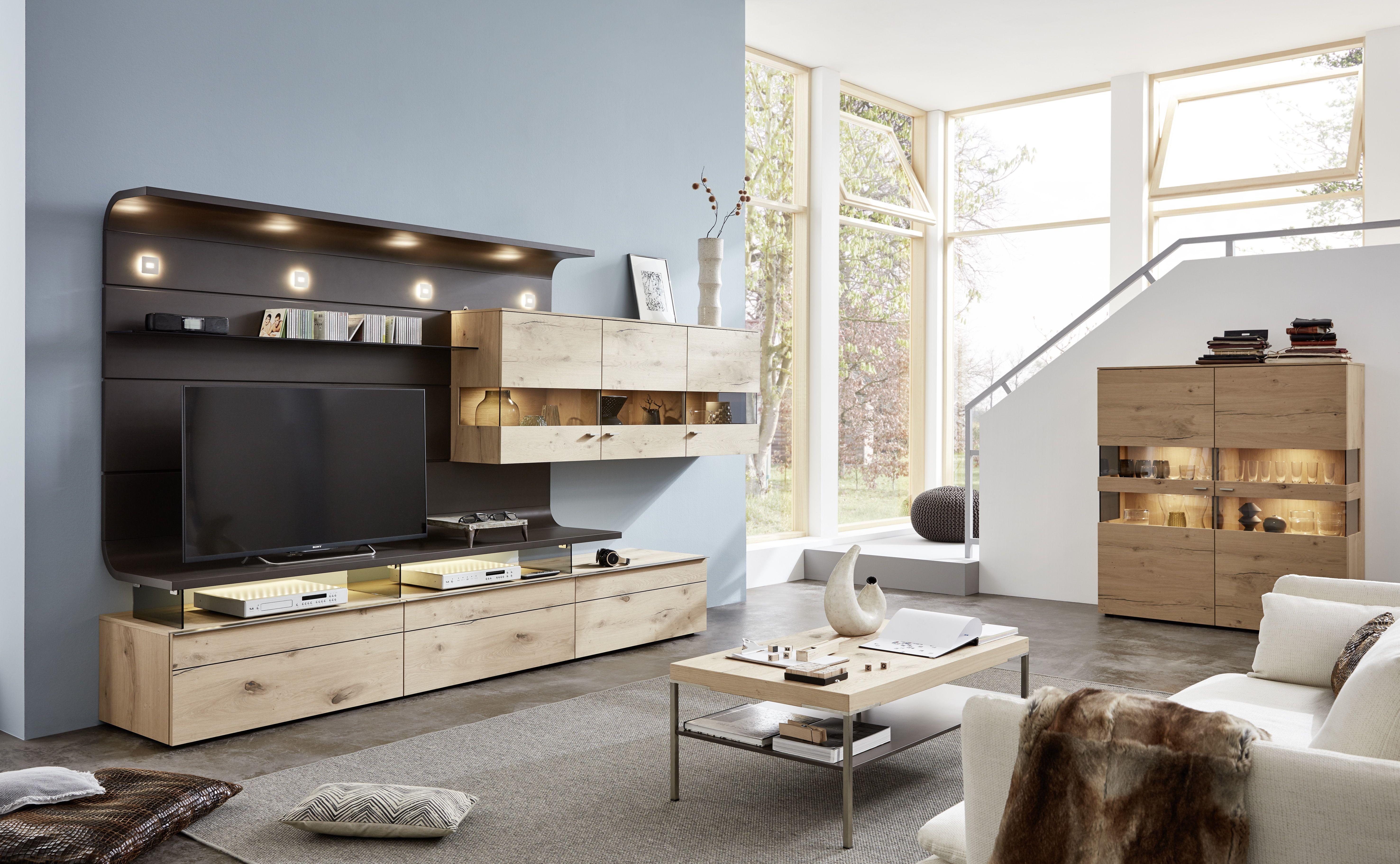 Wohnprogramm Treviso Möbel Madeingermany Furniture Gwinner