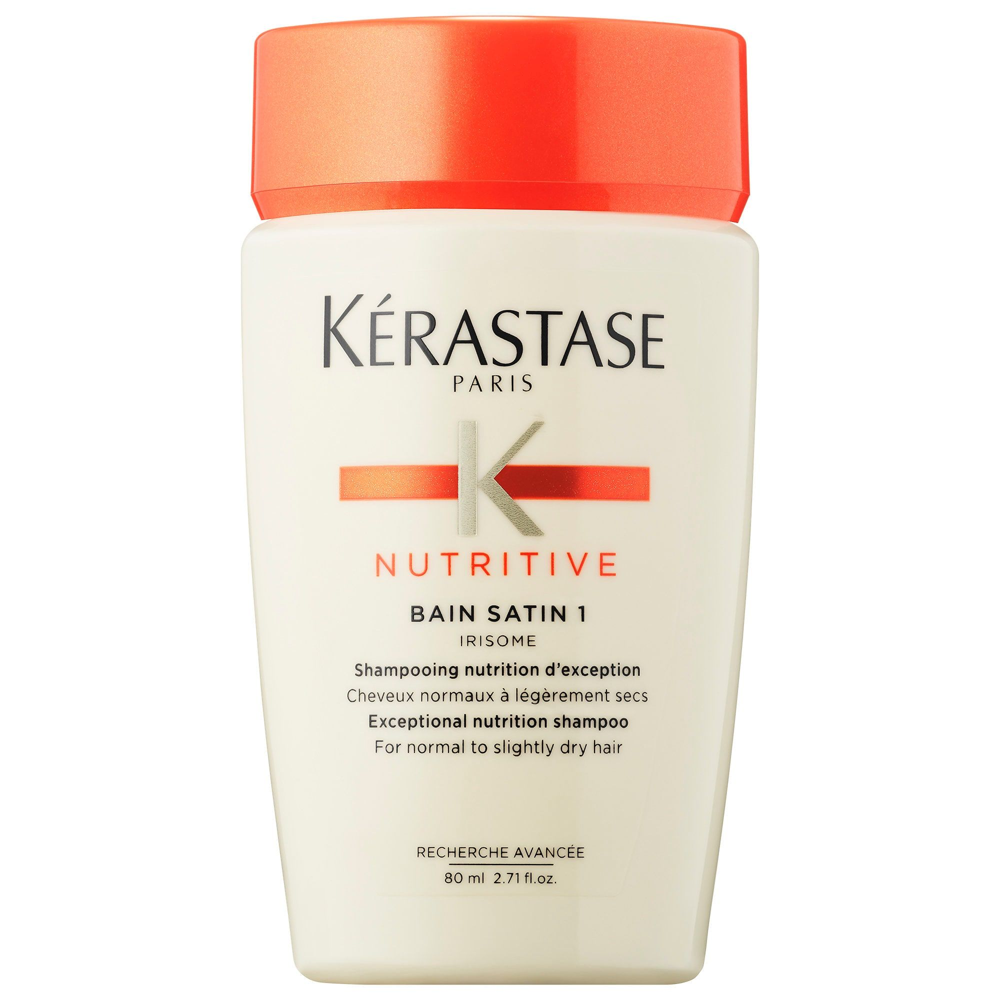 Nutritive Shampoo For Normal To Dry Hair Mini Kerastase Sephora In 2020 Dry Hair Shampoo Kerastase