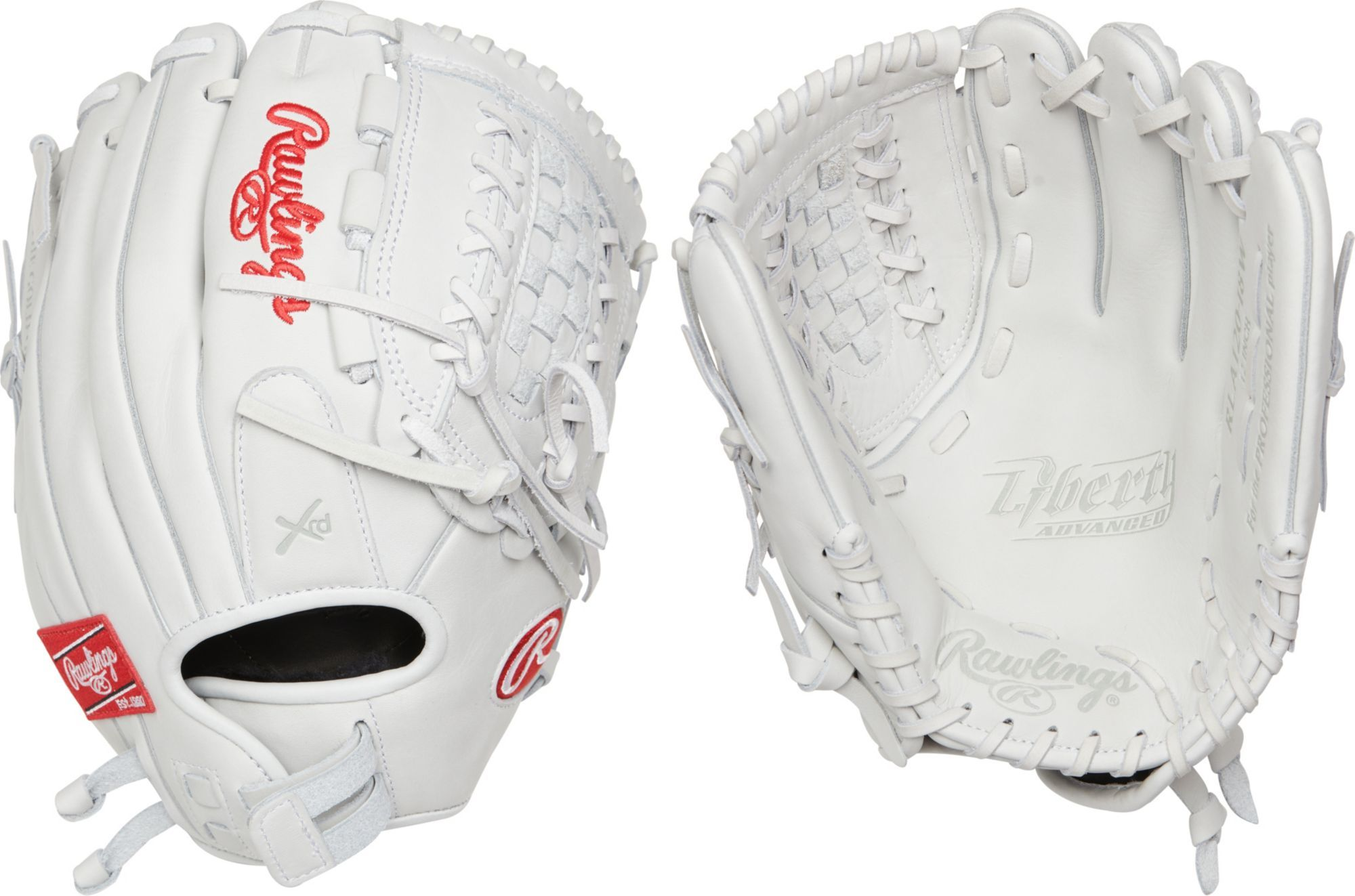 Rawlings 12 Liberty Advanced Series Fastpitch Glove Rawlings Fastpitch Softball Gloves