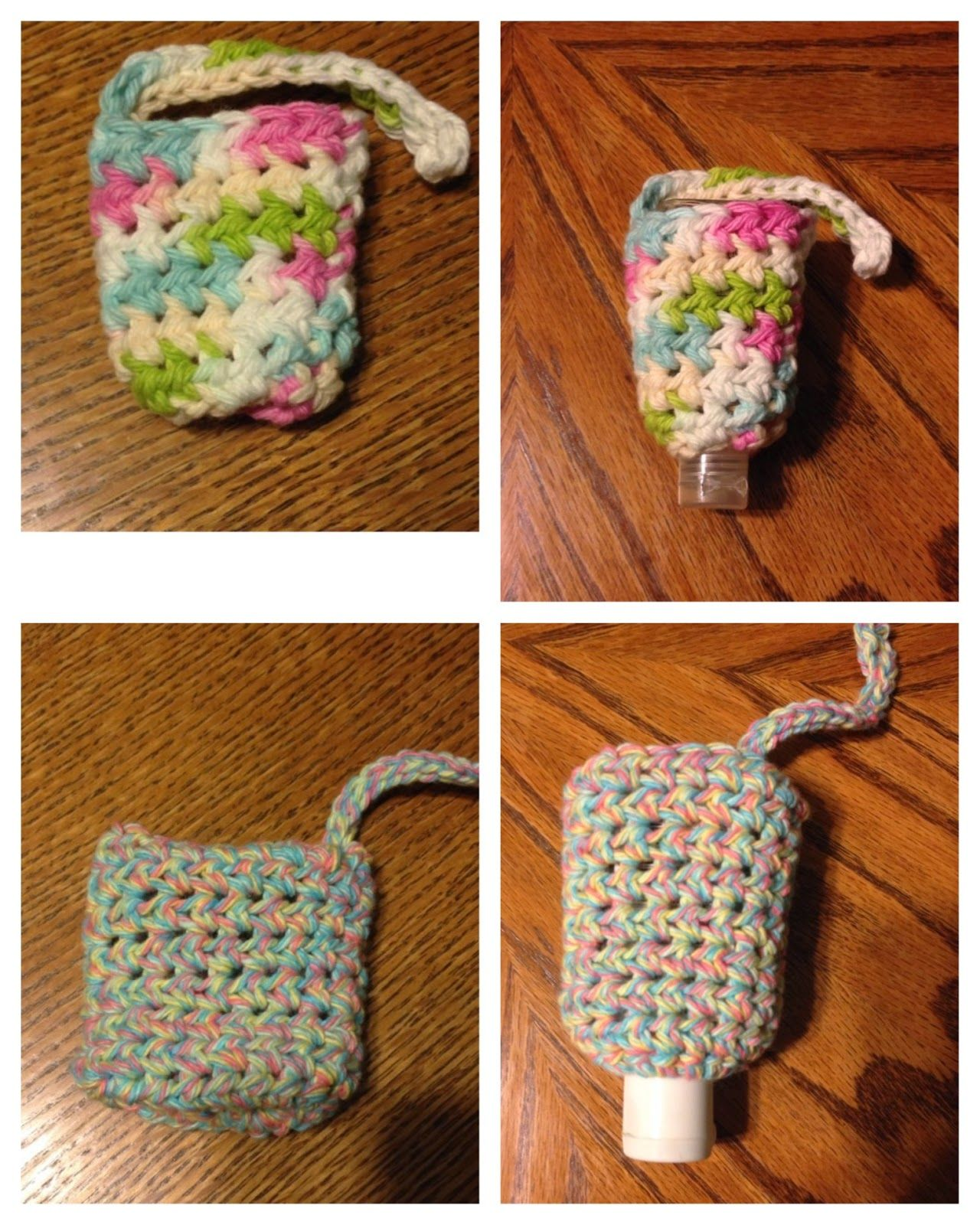Mom S Sanitizer Cozys Hand Sanitizer Holder Crochet Phone Cases
