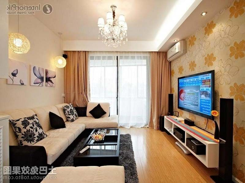 Charming Small Tv Room Design Ideas Part - 9: 20 Small TV Rooms That Balance Style With Functionality | Room, Basements  And Family Room Design
