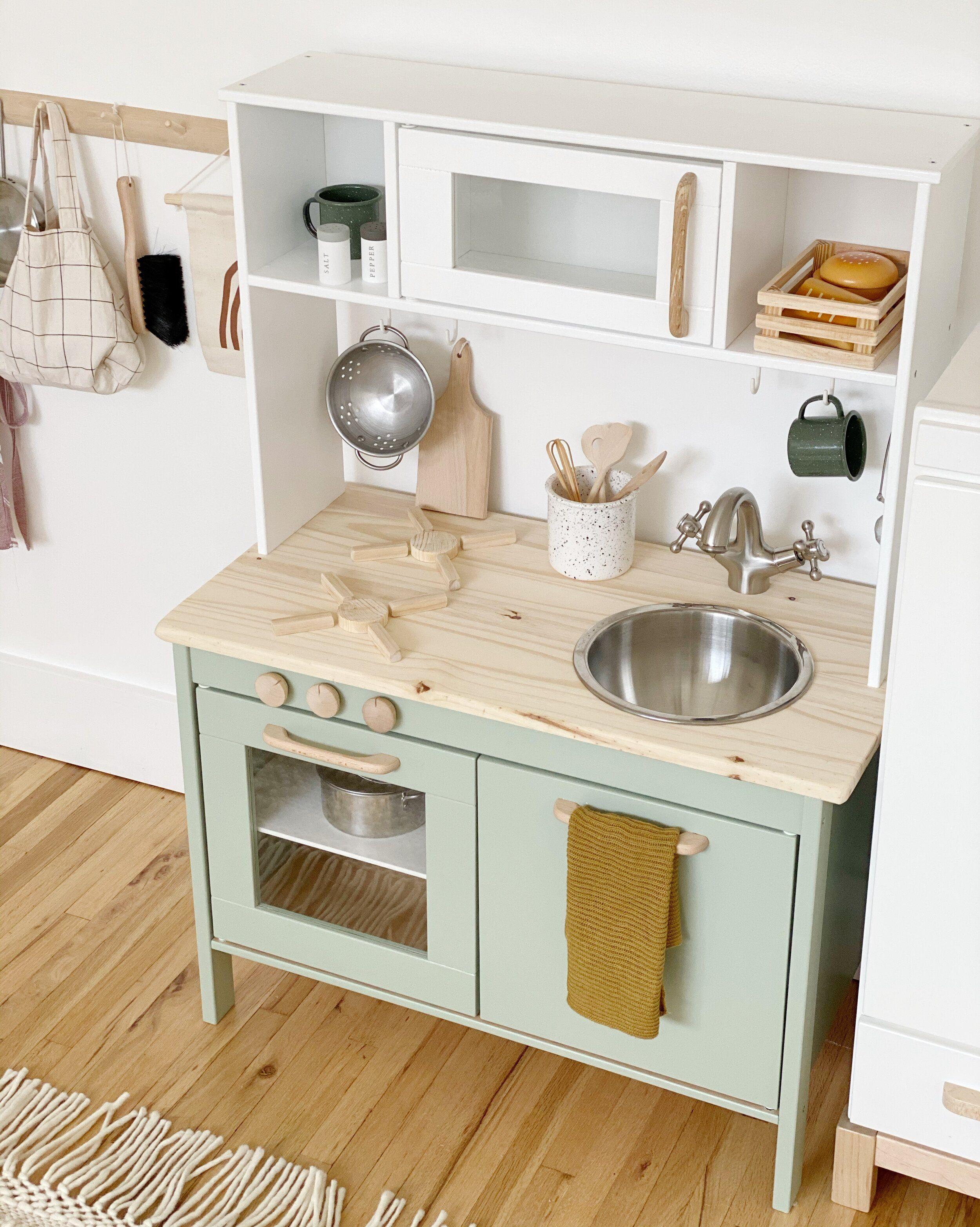 Ikea play kitchen hack — in 2020 Ikea play kitchen