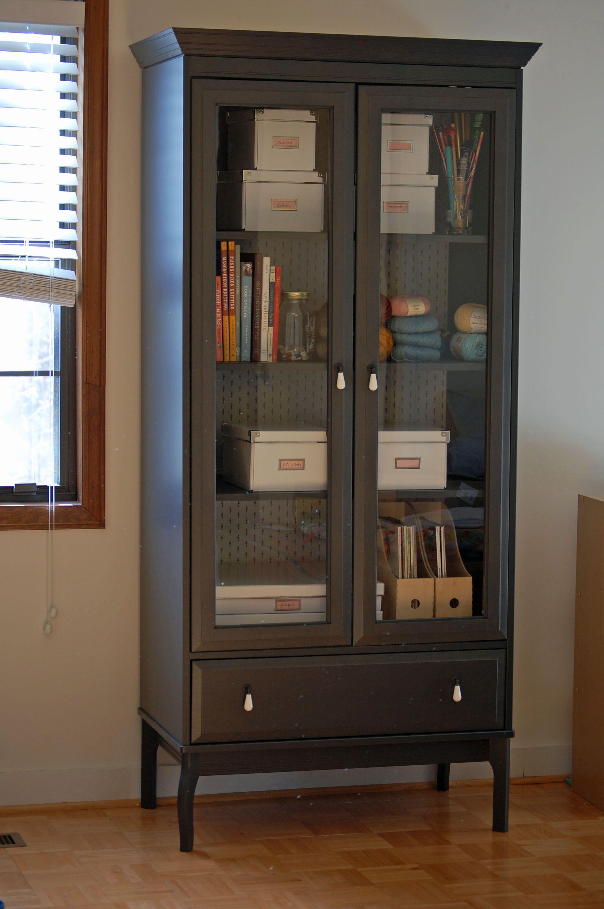 Ikea Project Craft Cabinet Studio Ikea Cabinets