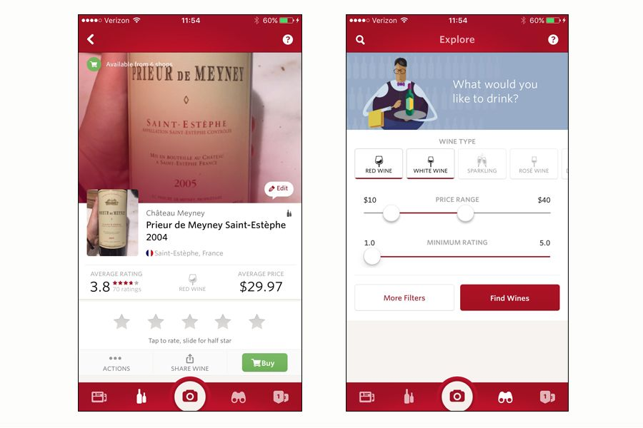 24 Best Travel Apps 2016 Vivino FATHOM (With images