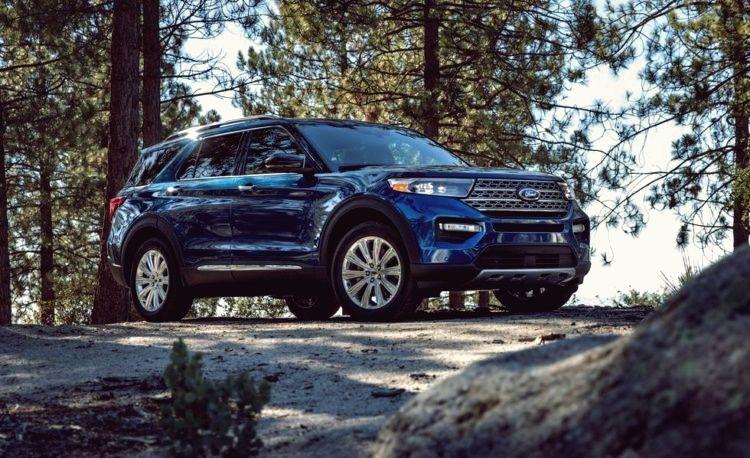 Ein Genauerer Blick Auf Den 2020 Ford Explorer In 2020 2020 Ford Explorer Ford Explorer Ford Explorer Reviews