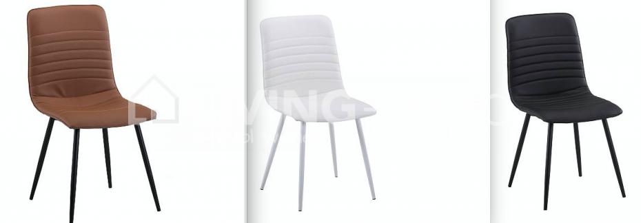 Moderne Factory stoel voor de eetkamer - goedkope stoelen www.living ...