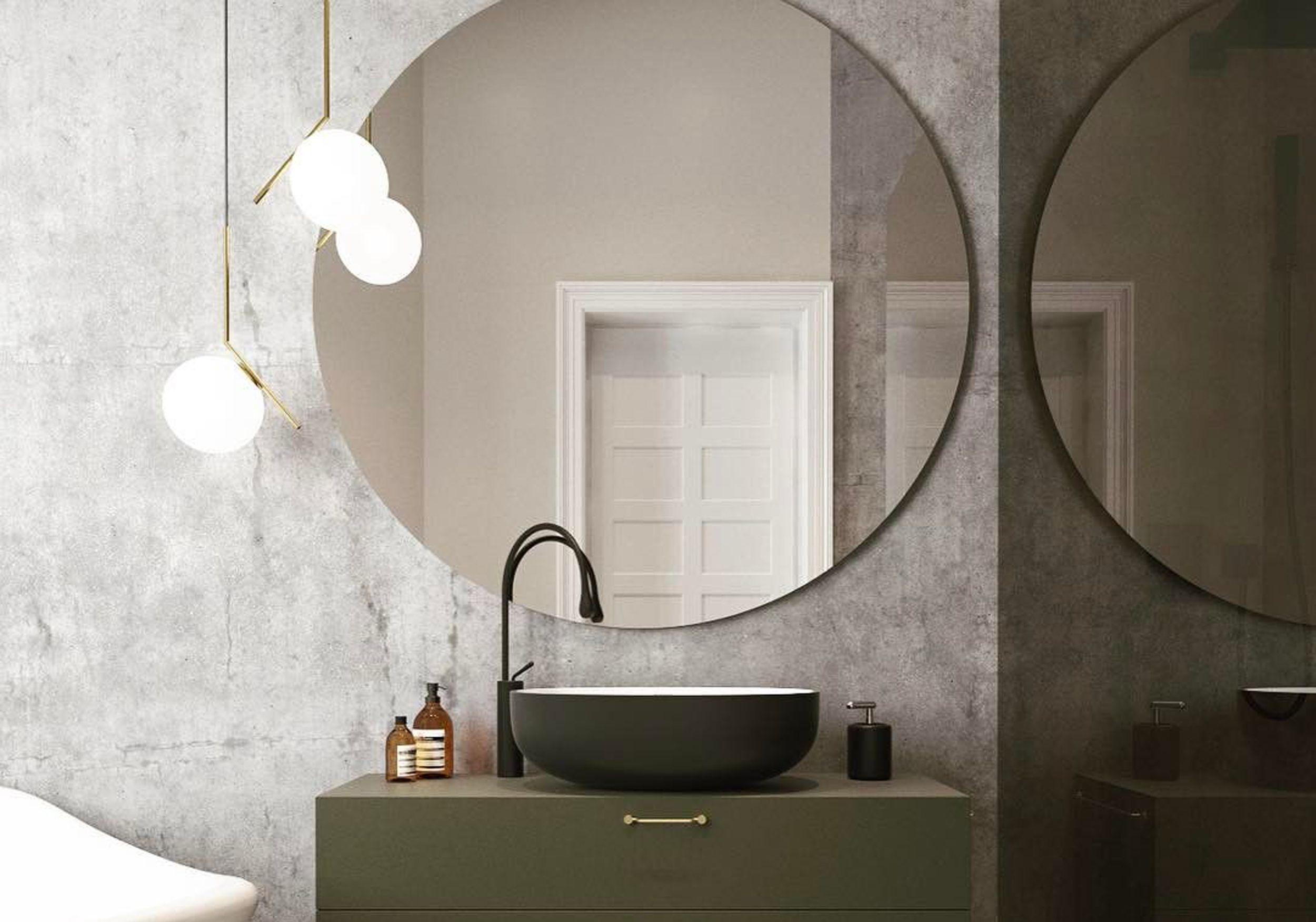 Le Miroir Rond, Cet Indispensable D Co Nos Int Rieurs