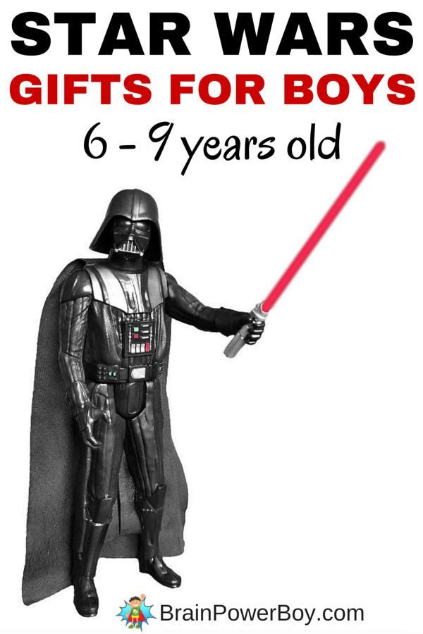 best star wars gifts for boys 6 9 years old books toys fun