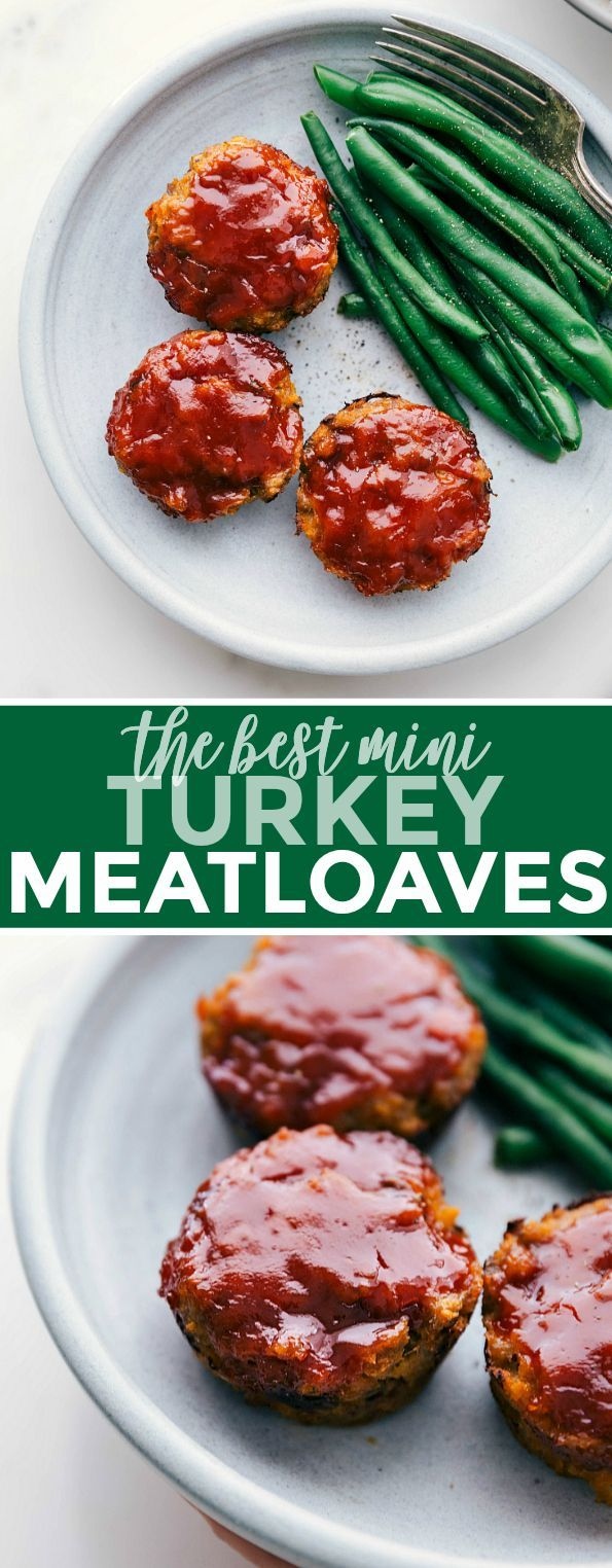 Turkey Meatloaf {Healthy AND Delicious} | Chelsea's Messy Apron