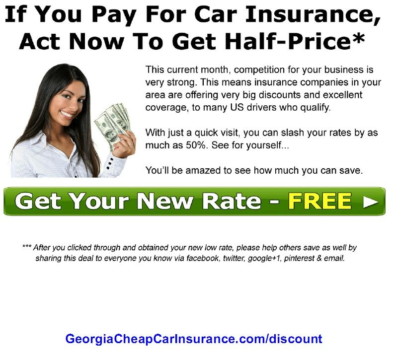 Stop Overpaying For Auto Insurance In Georgia Visit To Get Car