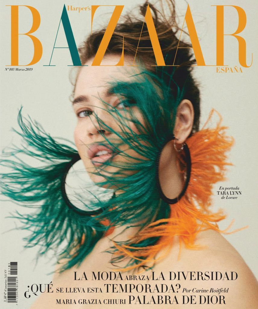 Harper's Bazaar España Back Issue Marzo 2019 (Digital) -   22 beauty Editorial harpers bazaar ideas