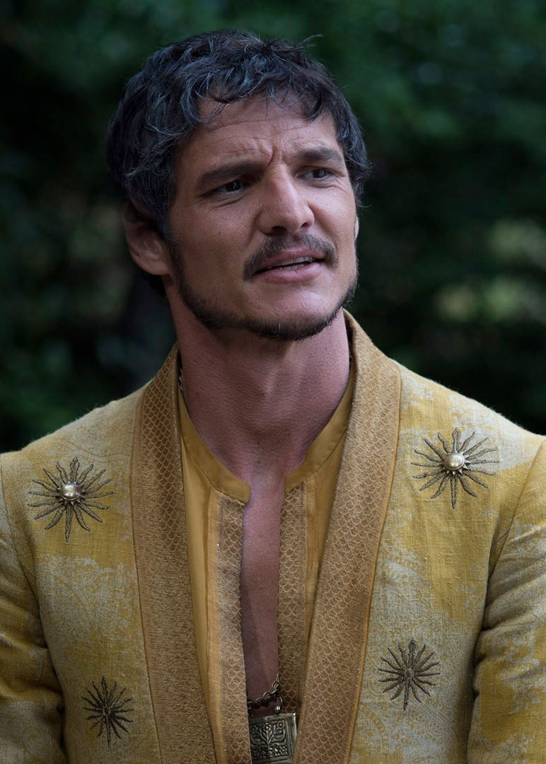 #PrinceOberyn #GoT #IronThrone Actor Prince Oberyn Martell ...