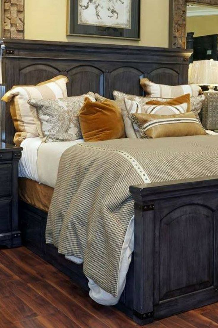 Welcome The Larchmont King Storage Bed From Gallery Furniture Into Your  Home TODAY! This Gorgeous